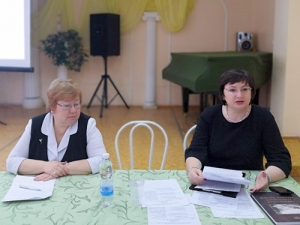 Ежегодное совещание руководителей общедоступных библиотекУР попланированию
