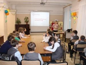 Историко-патриотический час «Овере, жизни иподвигах Александра Невского»