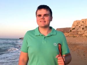 «Путешествие безграниц»: мастер-класс слепого путешественника