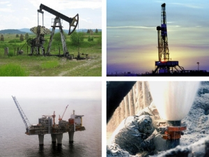 Книжная выставка «Нефть игаз– прогрессивные способы добычи»