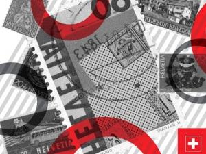 Выставка швейцарских открыток имарок «Helvetia= Гельвеция»