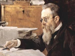 К 175-летию содня рождения Н.А.Римского-Корсакого