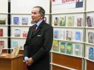 Мероприятие Национальной библиотекиУР кдню рождения КузебаяГерда