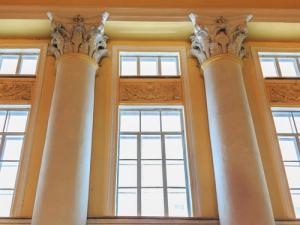 Реконструкция здания Национальной библиотекиУР начнется в2019г.