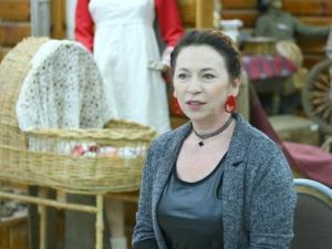 В клубе «Край удмуртский»– поэтесса ОксанаБисар