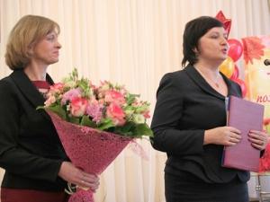 Участие НБ УР впраздновании 80-летия Воткинской районной библиотеки