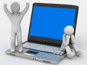 Учим работать накомпьютере!