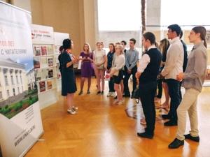 Мероприятия Национальной библиотекиУР кДню памяти искорби