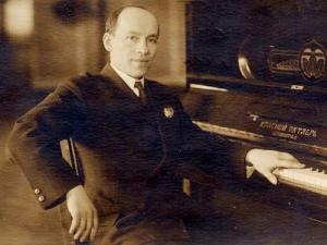 Вечер к120-летию содня рождения композитора Исаака Дунаевского
