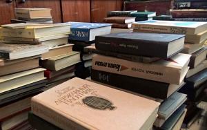 Дар семьи народного поэта Удмуртии О.А.Поскребышева библиотеке