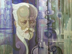Открытие выставки-просмотра к175-летию содня рождения П.И.Чайковского
