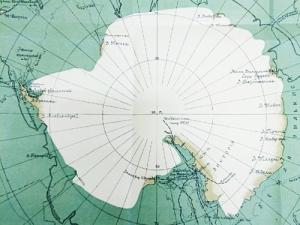 К 200-летию открытия Антарктиды: книжная выставка «Изистории кругосветных путешествий игеографических открытий»