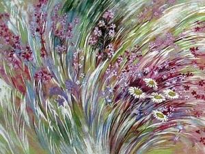 Открытие выставки живописи Галины Рязановой «Утверждаю жизнь»