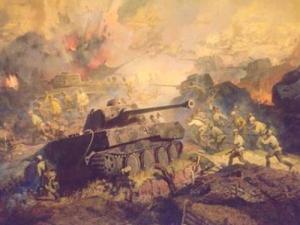 """«""""Огненная дуга"""": стратегия победы» адӟытон"""