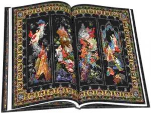 «Сердцем писан Палех…»: к95-летию палехской Артели древней живописи