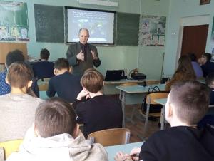 «Студенческий квартал»: информационные часы длястудентов Ижевского машиностроительного техникума