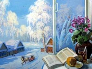 Выставка-инсталляция «Ощущение года– зима»