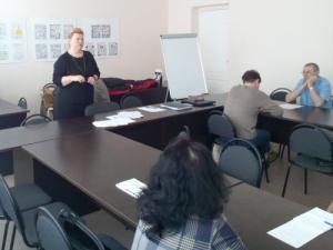 Выездной семинар дляруководителей отделов Ижевского радиозавода