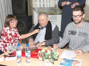 Творческая встреча сдоктором психологических наук А.В.Суворовым