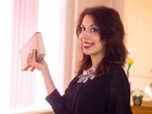 «Лучший молодой библиотекарь России– 2017»– Анна Кастильо Мехиа