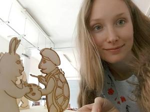 Встреча изцикла «Другая культура»: писательница Ирина Гончеренко (Англия)