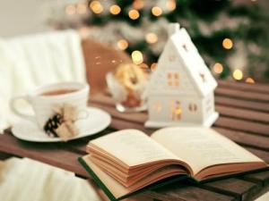Рождественские чтения влитгостиной «Книжная среда»