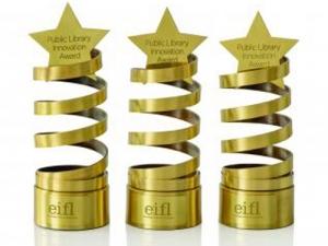 XI премия EIFL-PLIP заинновации