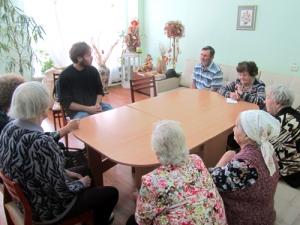 Встреча-беседа дляпожилых людей «Предупреждение инфарктов иинсультов»