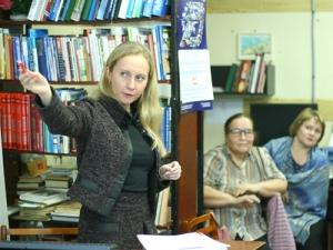 Мероприятия Национальной библиотекиУР кДню удмуртского языка