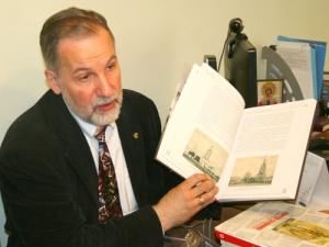 Встреча спрезидентом Союза филокартистовРФ А.А.Мелитоняном