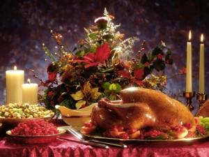 Выставка «Встречаем вкусно Новый год! Рецепты праздничных блюд»