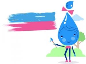 Всероссийский конкурс детского рисунка «Разноцветные капли– 2019»