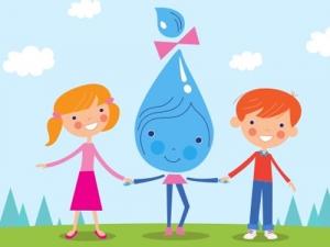 Дети и подростки изУдмуртии вошли вчисло победителей конкурса «Разноцветные капли– 2019»