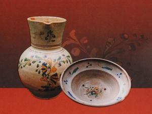Выставка-инсталляция «Искусство художественной керамики»