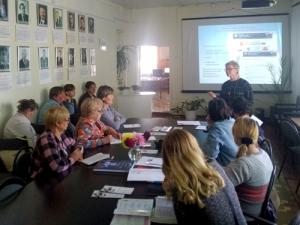 Консультационно-методический день дляспециалистов ПЦПИ Селтинского района