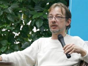 Встреча вЛитгостиной НБУР спереводчиком Д.Ковалениным