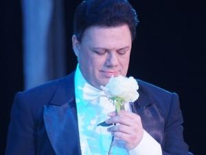 Творческий вечер певца А.Городилова