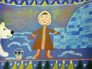 Школьник из Удмуртии занял призовое место во Всероссийском конкурсе рисунков