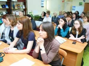 Общее собрание трудового коллектива Национальной библиотекиУР поитогам 2019г.