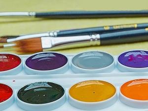 Конкурс рисунка «Все краски осени»