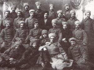 Клуб «Край удмуртский» к100-летию Ижевско-Воткинского восстания