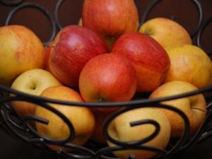 Книжная выставка «Время яблок»