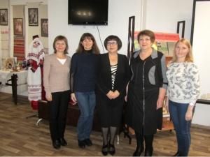 Участие сотрудников НБУР впрограмме повышения квалификации длябиблиотекарей вг.Казани