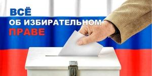 Всё об избирательном праве