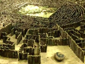 Медиа-квест «Лабиринт миров» влитературной гостиной «Книжная среда»