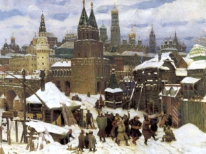 «Москва: иллюстрациосын шока история» адӟытон