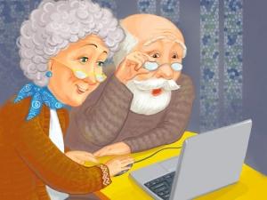 Акция «Гаджет для бабушки»