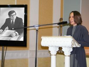 Литературно-музыкальный вечер, посвященный 85-летию писателя Германа Ходырева