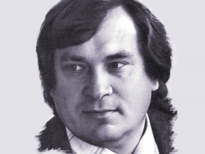 Книжная выставка кюбилею поэта Владимира Романова