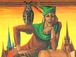 «Тиль Уленшпигель но Шарль де Костер: калык мадёсысен книгаозь» адӟытон